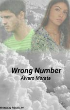 Wrong Number // Álvaro Morata by felpato_19