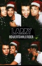 larry adventskalender 2016 by colourfulwriting