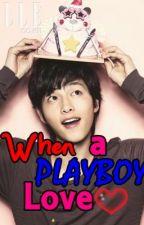 When a Playboy Love by KamiTsuji