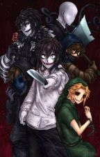 Creppypastas One-shots by catalina-lawliet
