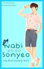 Nabi Sonyeo (The Butterfly Girl) [EXO-Luhan] by howfishylifeis
