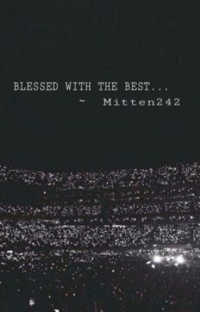 Blessed with the best... (BTS x reader) (SEQUEL TO WE JUST MET...) by Mitten242