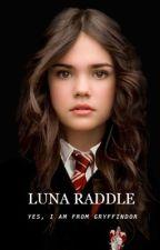 LUNA RADDLE by LEN-NA