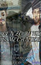 Lorenzo Y Nico Los Mecanicos (Camren Y Vercy) by wilmara150