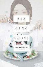 singing online; yoonkook by amaranthi