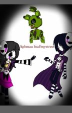Aphmau fnaf/mystreet [BOOK 2] [DISCONTINUED] by HoneyAnneLandiza