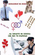 HABLEMOS DE SEXO by pbs_exo