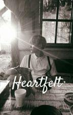 Heartfelt [ yoonmin ] by syukar
