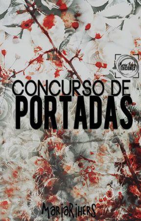 Concurso de portadas ¡Inscripciones abiertas! by MariaRihers