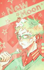 Tsukishima x Reader ~ New Moon by denki_baka1513