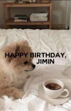 happy birthday, jimin ¡jikook! by singkook