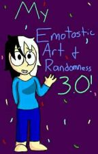 My Emotastic Art and Randomness 3.0!! by ElectricEmo