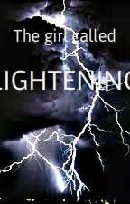 The girl called lightening by 163918ccw