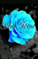 Blue Rose by NerdyGirl_With_Wings