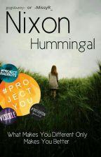 Nixon Hummingal ( On Hold ) by -MissyR_
