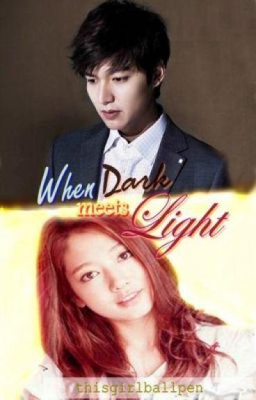 When Dark meets Light by thisgirlballpen