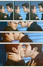 Kiss Cam - Sterek (One-shot) by MadMaxies