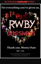 RWBY Oneshots (Male characters) by Trashbag_Fangirl