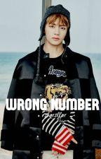wrong number | k. taehyung by starsllar