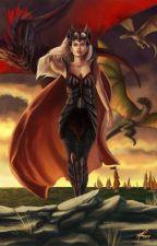 Daenerys Targaryens twin sister Kahala or Kassidy by MoonLoverOG