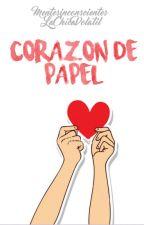 Corazón de papel by MentesInconscientes