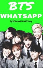 BTS || •Whatsapp• by BTSeverim97