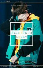 Rainstorm by rikutakutae