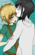 Jeff the killer x ben drowned (yaoi) by flower_prince4