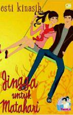 Jingga Untuk Matahari by didinimut