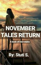 November Tales Returns by Ginny_Roth