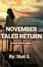 November Tales Return by Ginny_Roth