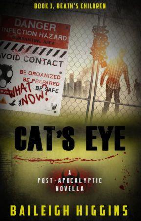 Cat's Eye by BaileighHiggins