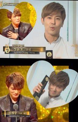 [oneshot - YunJae] Seoul Drama Award