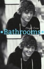 •Bathrooms• Hugh/Evan by Ringu-bai