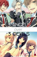 3 Angels over 3 Devils by supremo_asdfghjkl14