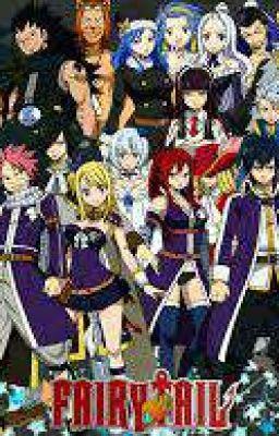 Đọc truyện Fairy tail lạc vào thế giới Naruto