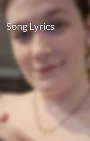 Song Lyrics - I'm Odd~Alice In Wonderland - Wattpad