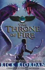 The Throne of Fire - Book 2 of Series The Kane Chronicles by nhuluu710