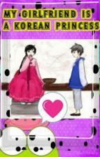 my girlfriend is a korean princess by Riz_Smith