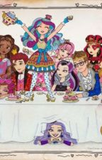 EVER AFTER HIGH MI CUENTO MI SUEÑO by Lico94