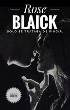 Rose Blaick. by Albamargo