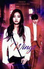 ⓚ WINGS   #Wattys2016 by KriptoniteGirl