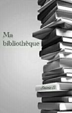 Ma bibliothèque by Laurie--E