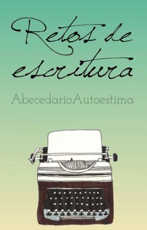 Retos de escritura by AbecedarioAutoestima