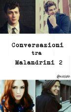 Conversazioni tra Malandrini 2 by xviolah