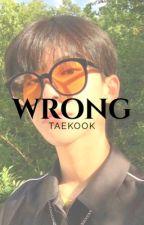 ↬ Wrong ↫ by virginityoongi