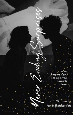 Never Ending Surprises (Marauders era love story) by rainandhotchocolate