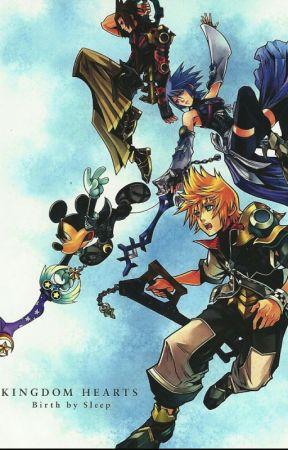 Kingdom Hearts light born from darkness - meeting Aqua ... Terra And Aqua Fanfiction