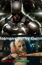 Batman y Harley: Amor y Locura by TuMiradaMeFascina