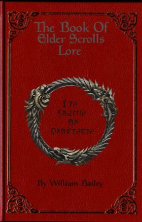 The Book Of Elder Scrolls Lore by WillLadd